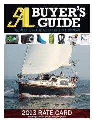 2013 RATE CARD - Sail Magazine