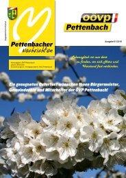 Pettenbach Pettenbacher Nachrichten Ein gesegnetes Osterfest ...