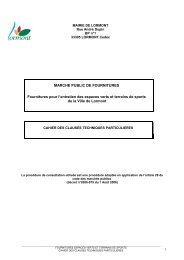 I GENERALITES ET CHOIX DE LA PEPINIERE - Lormont