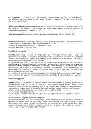 Riproduzione ed accrescimento del polpo - Portale dell'innovazione