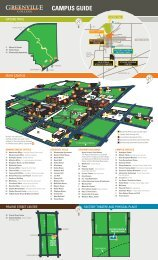Campus Map - Greenville College