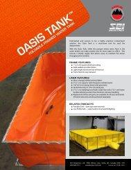 Fireflex Oasis Tank Brochure - SEI Industries Ltd.