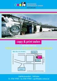 copy & print aalen