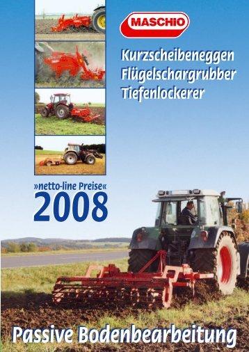 Passive Bodenbearbeitung - Land24