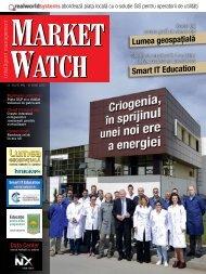 Mai - Iunie 2013 - Market Watch