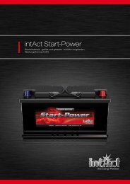 intAct Start-Power - Accu-Profi