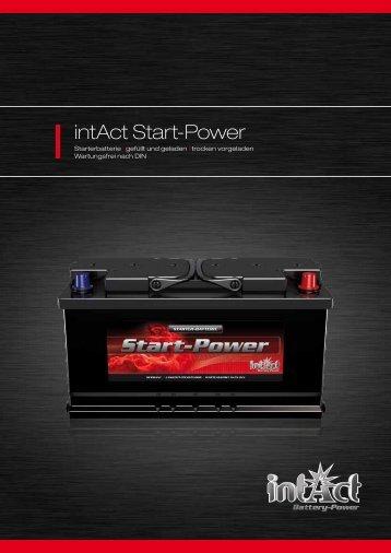 intAct Start-Power - Accu-Profi