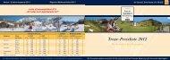 Treue-Preisliste 2012 - Kur und  Sporthotel Bad Hindelang