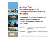 Vortrag: Susanne Grasegger, dwif-Consulting GmbH, München