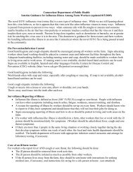 H1N1 Flu Farm Protocol - Massachusetts League of Community ...