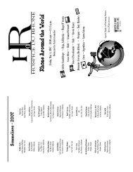 Rhône Around The World - Grape Radio
