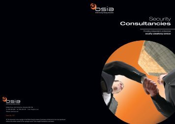 Consultants Brochure_PPS_Final :Layout 1 - British Security ...