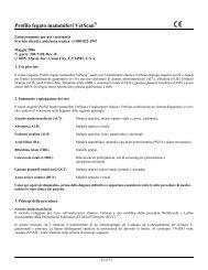 Profilo fegato mammiferi VetScan - Abaxis