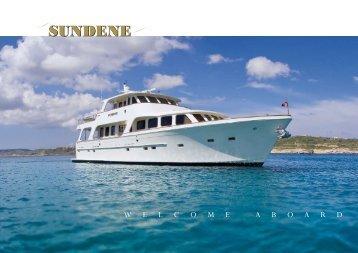 SUNDENE - Taylor'd Yacht Charters