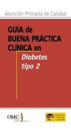 Guía de Buena Práctica Clínica en Diabetes tipo 2 - CGCOM
