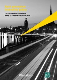 Next generation innovation policy The future of EU ... - Pianoo