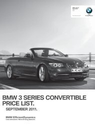 FPP4425 E93 Sept2011.indd - BMW