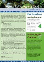 enviroschools newsletter no.6.indd - Waikato Regional Council
