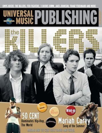umpg rocks - Universal Music Publishing