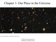 ISP 205: Visions of the Universe - Physics & Astronomy