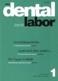 2008 wird alles anders - Dr. Kraus & Partner
