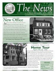 The News - Historic Wilmington Foundation