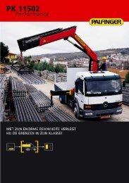 bijlage: Brochure PK 11502 - Palfinger