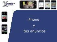 X Media iPhone ES