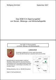 Druckversion von Präsentation Dr. Schröder Das SGB II im ...