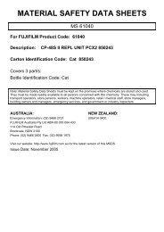 CP48S II PC P2R PART A - FUJIFILM Australia