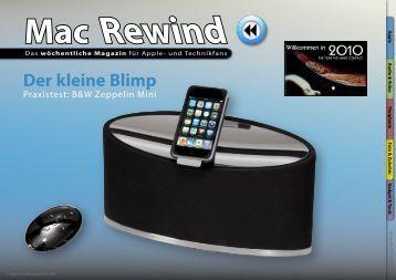 Mac Rewind - Issue 01/2010 (204) - HFX Store.ru