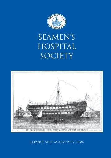 2008 - Seamen's Hospital Society