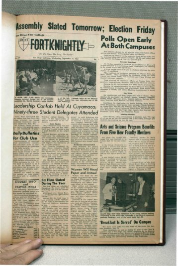 1961-62 Fortknightly vol14 - Schoenherr Home Page in Sunny ...