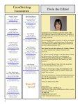 Statewide Cooperative EdD Program E-NEWSLETTER - Page 2