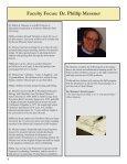 Statewide Cooperative EdD Program E-NEWSLETTER - Page 6