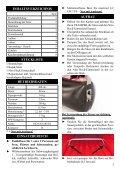 TRAMPER TEil 1 - PART 1 EiGNER-HANDBUCH ... - Grabner Sports - Page 3
