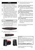 TRAMPER TEil 1 - PART 1 EiGNER-HANDBUCH ... - Grabner Sports - Page 4