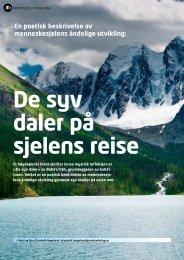 Et høydepunkt for mystisk refleksjon - Bahá'í Norge