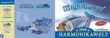 NOTEN & CD's - Michlbauer