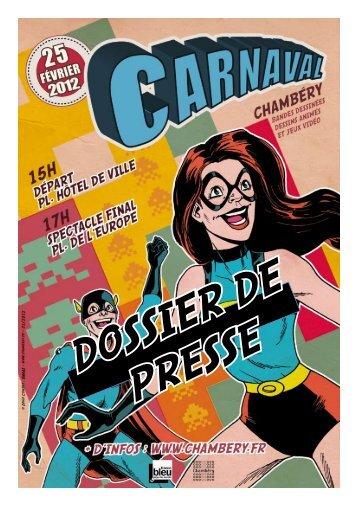 Carnaval de Chambéry - stef journal
