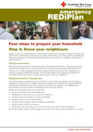 Practical tips to help you get to know your neighbours