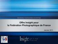 1.b.Produits - Fédération Photographique de France