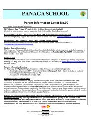 Download Parent Info 14 April 2011 Issue 90 - Panaga School