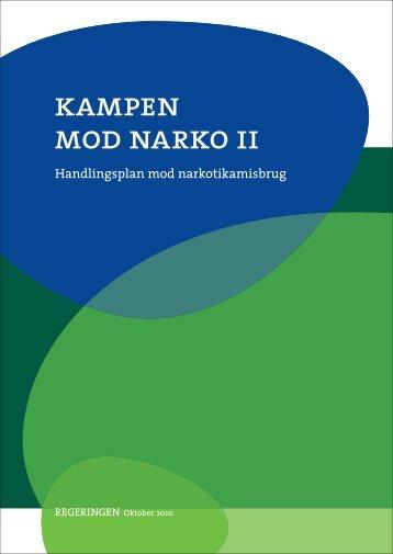 """Læs """"Kampen mod narko II"""" - og Sundhedsministeriet"""