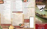 www .venicecafe .net