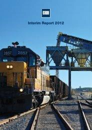 Interim Report 2012 - CRH