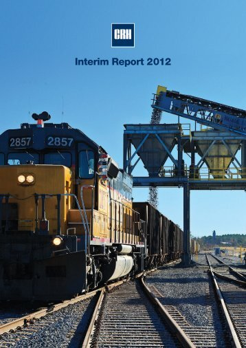 Interim Report 2012 - CRH
