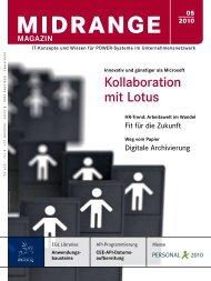 Kollaboration mit Lotus