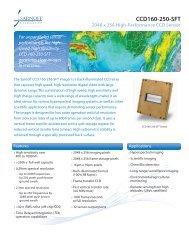 CCD160-250-SFT - AMS Technologies