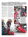 Roy Rowlett's 1964 R69S rests next to a 1947 H-D Flathead bobber ... - Page 7